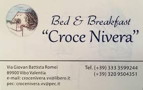 LOGO B&B CROCE NIVERA
